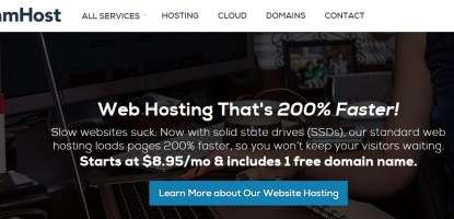 dreamhost hosting review
