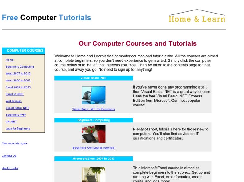 homeandlearn.co.uk