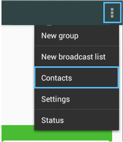 search in whatsapp
