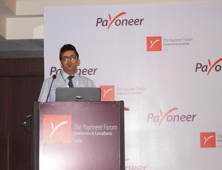 Payoneer brand ambassador india