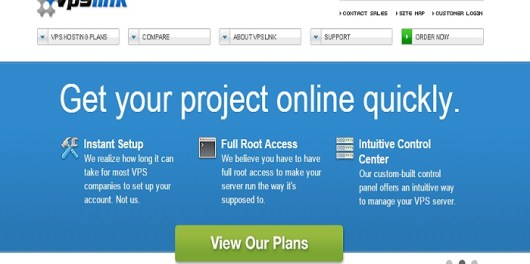 VPSLink Review VPS Hosting provider India