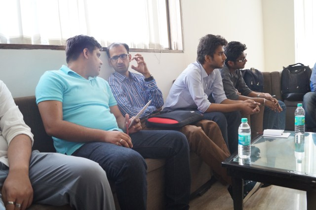 ad network revenuehits meet up india