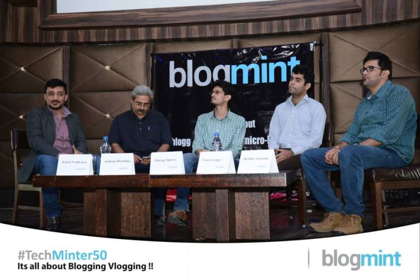blogmint panel  discussion
