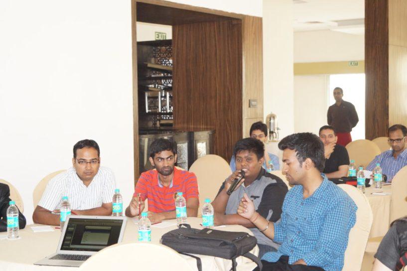 revenuehits ad network meet up delhi
