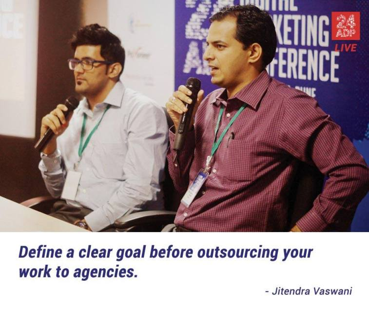 Pune 24adp digital marketing conference 2015