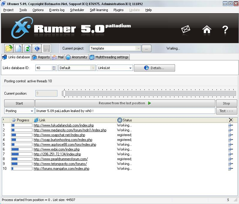 Xrumer Review