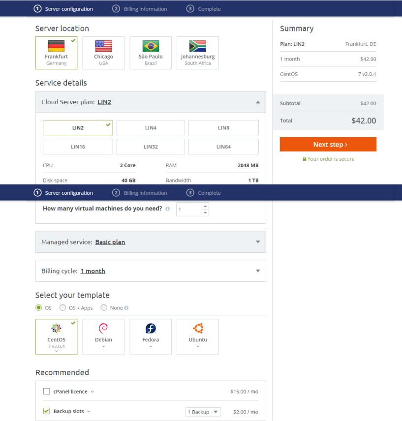host1 plus coupon codes- enterpeise cloud