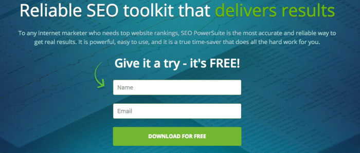 All In One SEO Software SEO Tools SEO PowerSuite