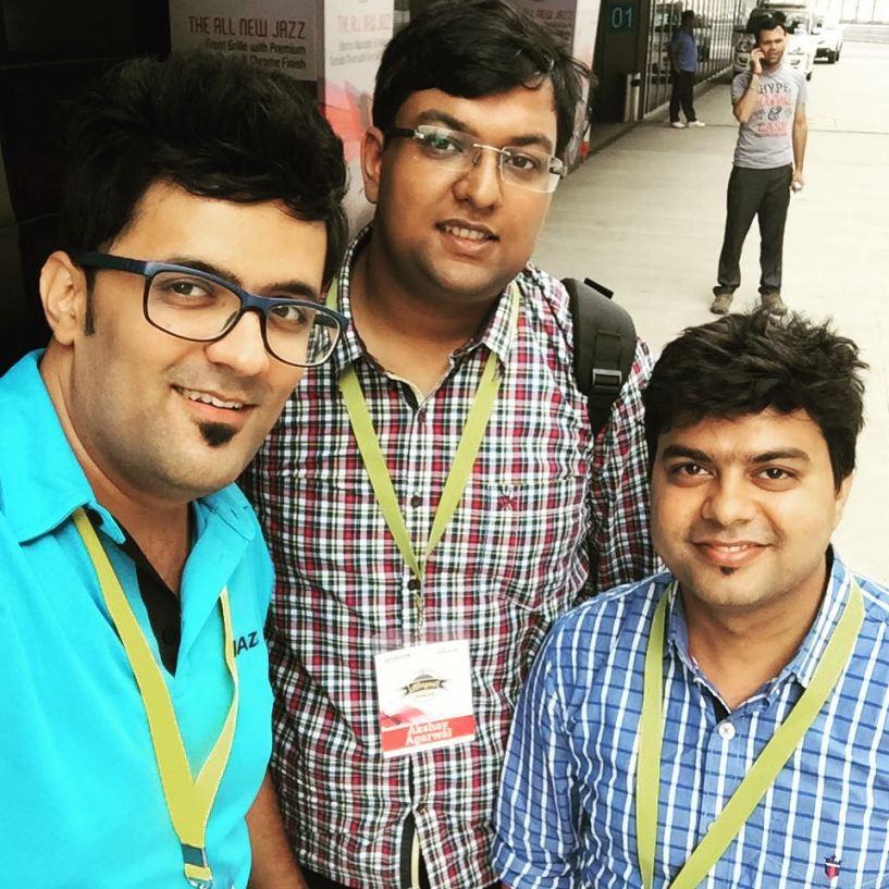 Blogmint honda jazz meetup noida delhi 2015 bloggers meet in delhi 1