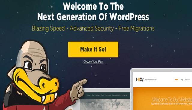 Managed WordPress Hosting Optimized For Speed Security HostGator