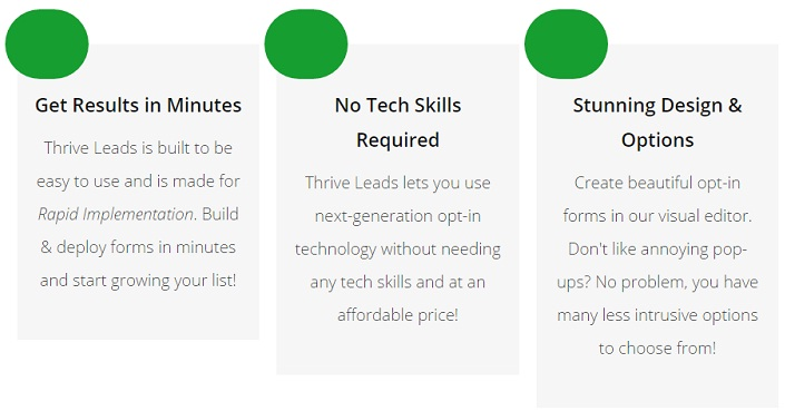 Skyrocket Your Conversions Now: Thrive Leads Review