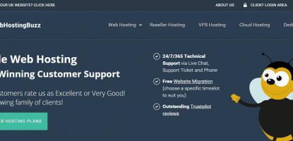 WebHostingBuzz Web Hosting Reseller Hosting VPS Plans