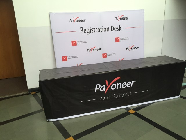 payoneer forum delhi  India july 2015