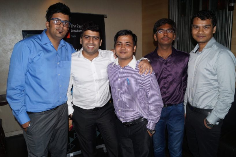 payoneer networking dinners India july 2015