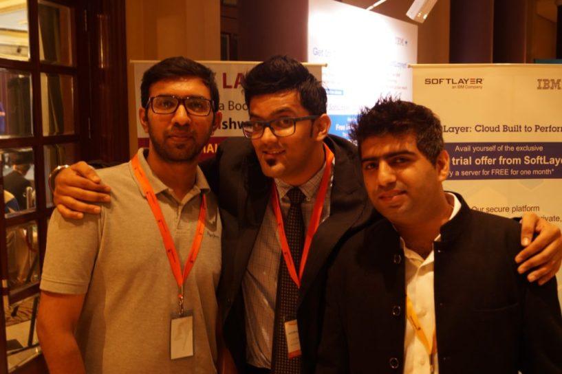 Domain X 2015 Deepak, Aishwin Vikhona