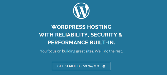 GreenGeeks WordPress Hosting