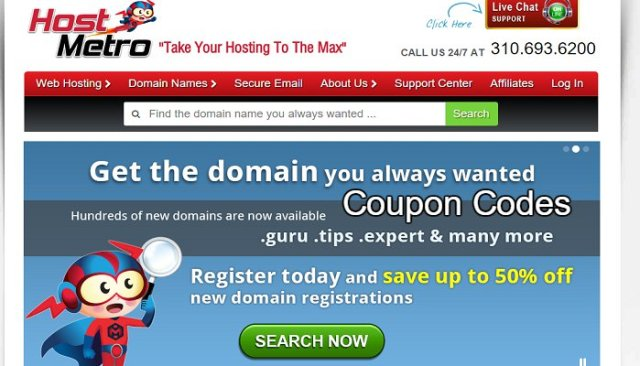 Host Metro promo codes coupon codes discount codes