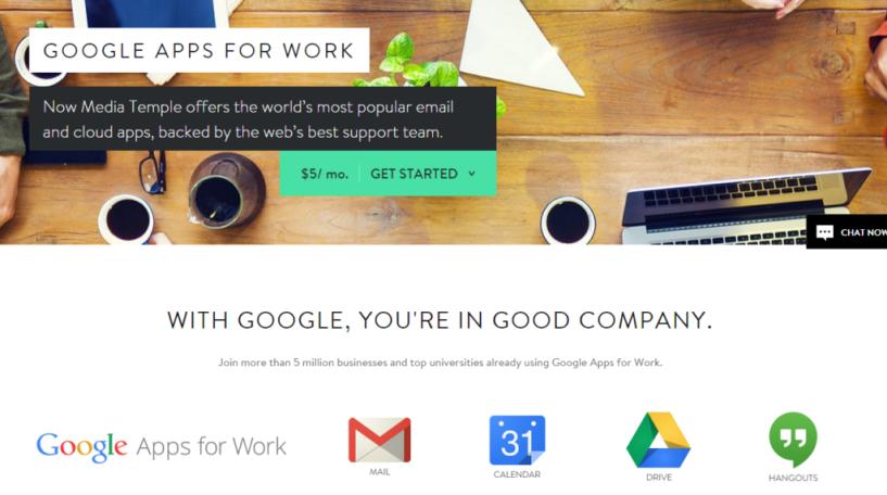 Media Temple Google Apps For Work