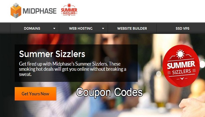 Midphase hosting coupons promo codes