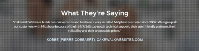 Midphase testimonials 3 - Midphase Promo Code