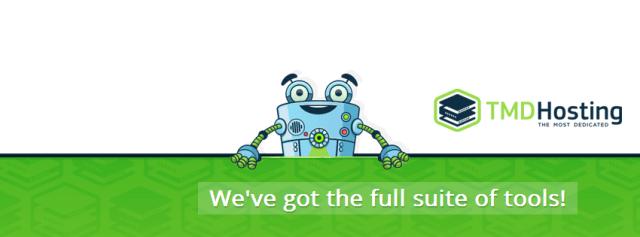 Tmdhosting review homepage