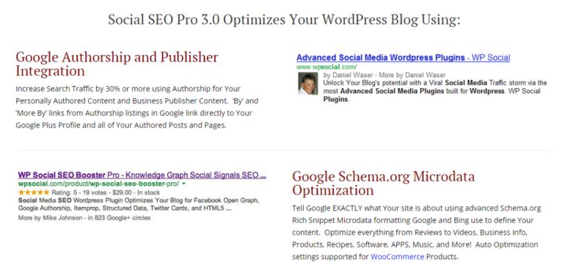 WP Social SEO Pro WordPress SEO Plugin for Social Media