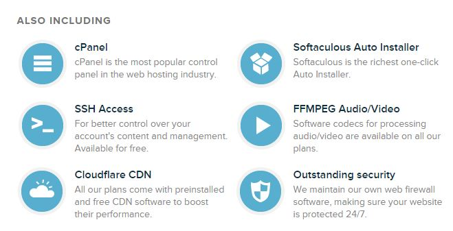 tmdhosting review features