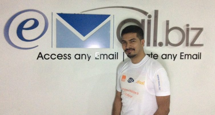Anshul Goyal owner of biz domains