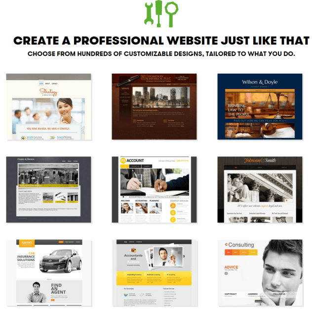 GoDaddy Website Builder - website builders india
