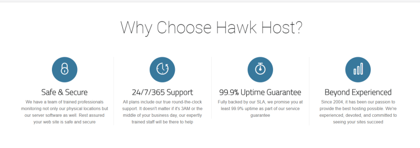 HawkHost Coupon Codes- Why You Should Choose