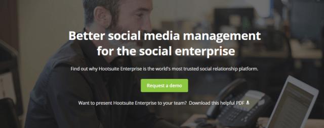 Hootsuite Enterprise Review