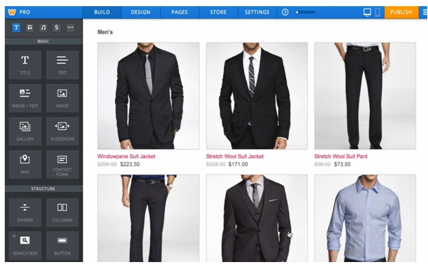 Weebly review e-commerce