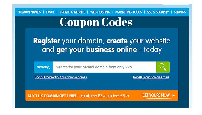 123 reg coupon codes Discount codes promo codes