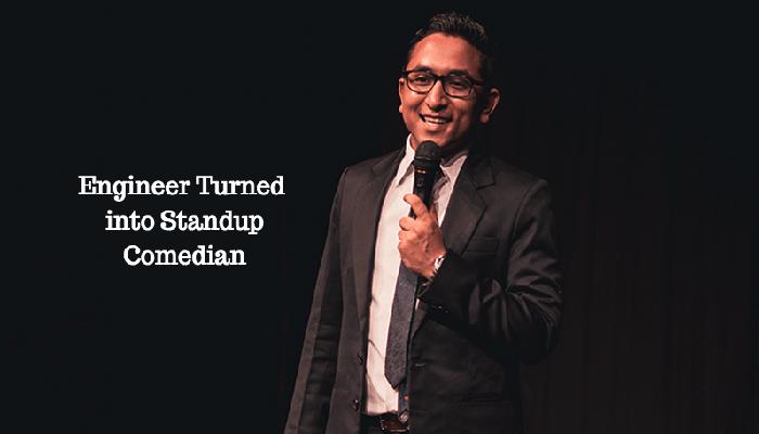 Appurv Gupta Standup Comedian