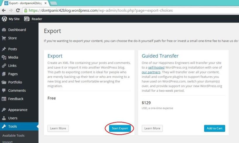 ExportOptions