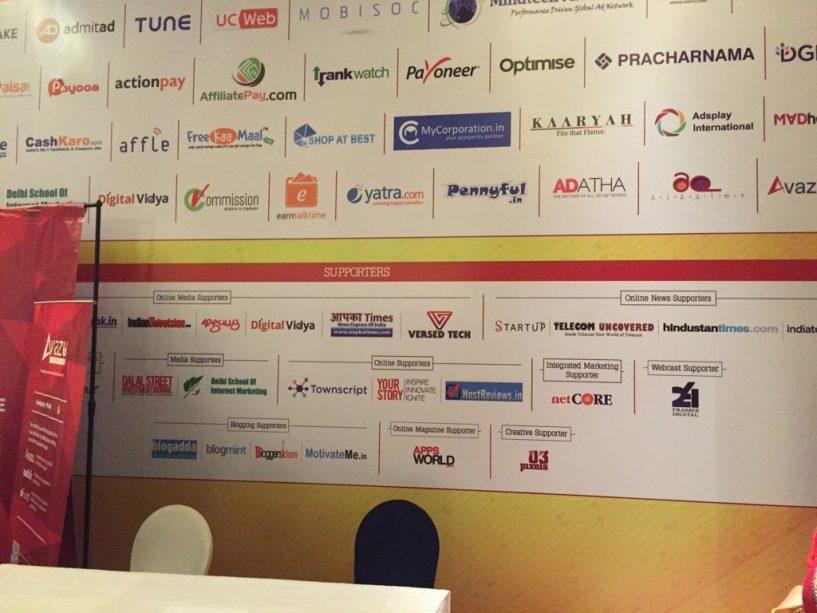 India Affiliate Summit 2015 Delhi