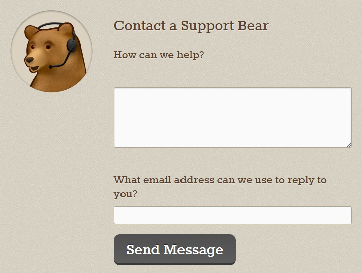 TunnelBear review customer support