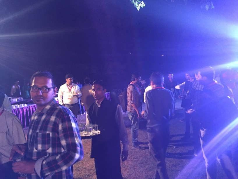 party at digital conclave