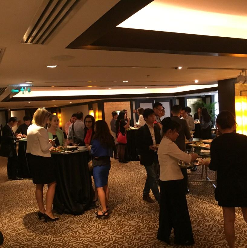 Clickz live bangkok 2015 banyan tree view inside