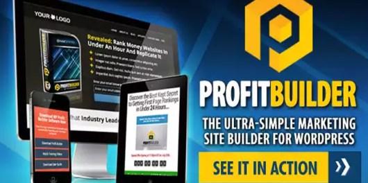 Featured Image WP Profit Builder
