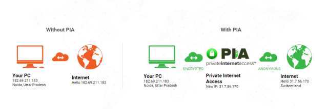 Private Internet Access VPN Service