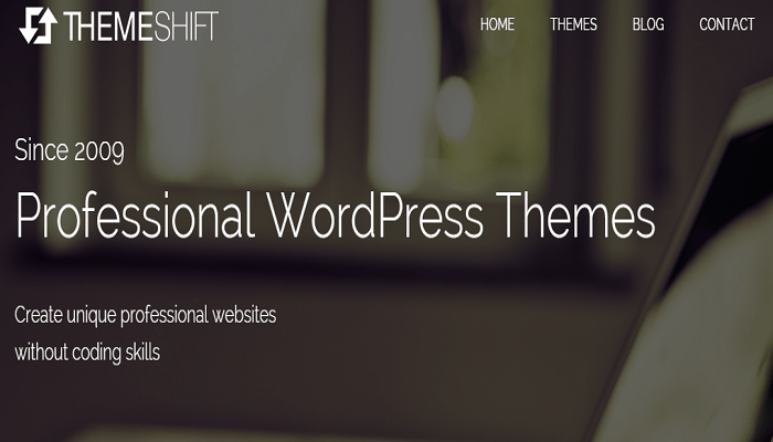 ThemeShift Professional WordPress Themes