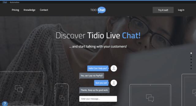 TidioLiveChat