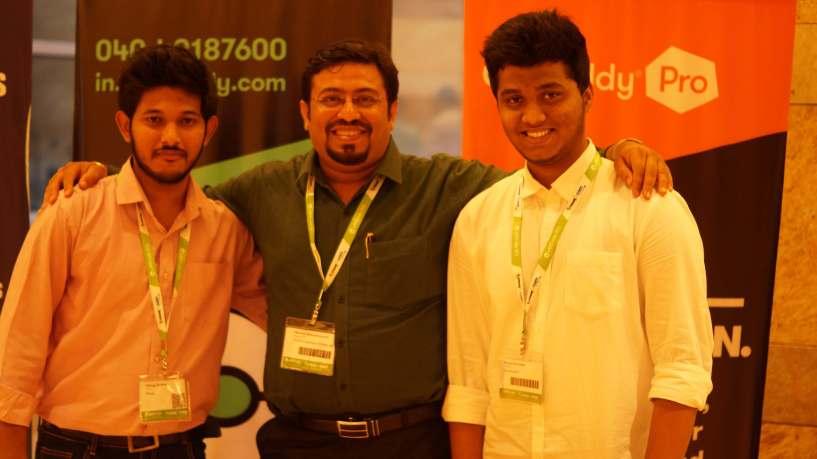 WHD India Chirag dodiya , hemant and Vinay