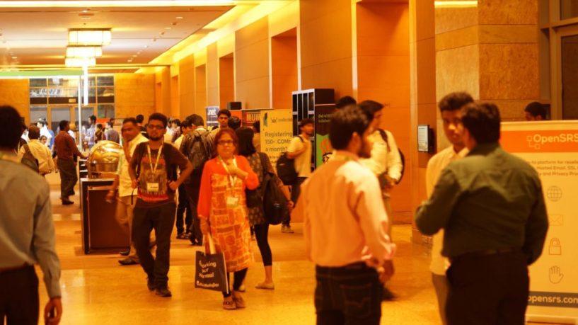 WHD India world hosting day mumbai india 2015 grand event