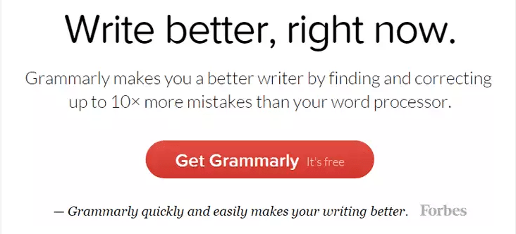 What is Grammarly