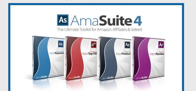 AmaSuite Version 4 tools