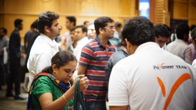 payoneer Bangalore show India (11)