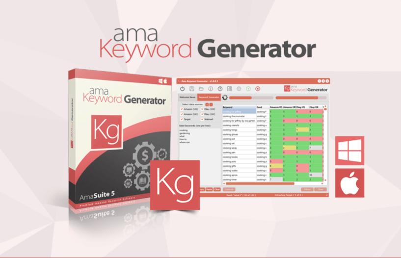 AmaSuite- AMA Keyword Generator