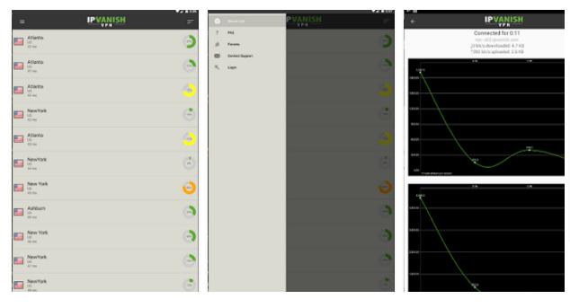 IPVanish VPN android
